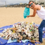My Green Trip urged tourists to clean the planet