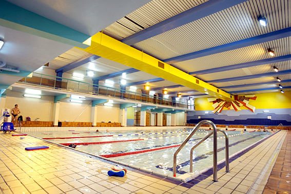 Aspirant-Dunand swimming pool. Source: nouvellesdeparis.com