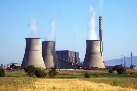 Ireland powerplant