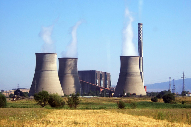 Ireland powerplant