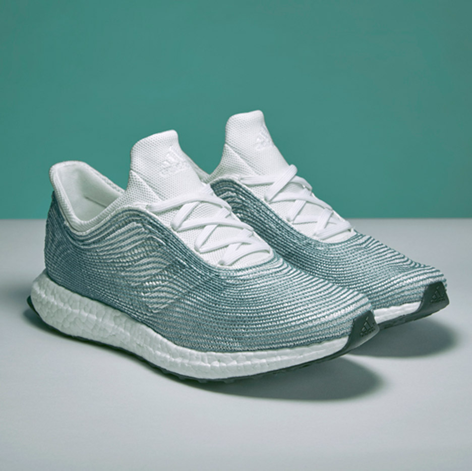 bd3076d12b1 Adidas shoe is mostly made of recycled fishing nets – INSPIR ACTION