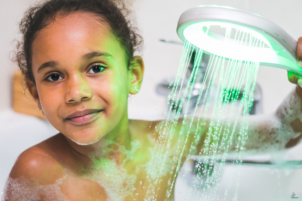 Great Savings In Water And Energy With Hydrao Connected Shower Head