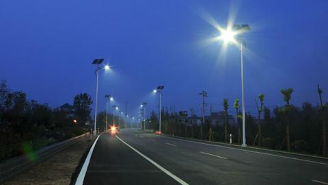 Burundi solar light