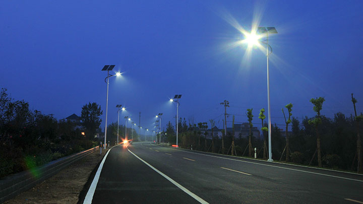 Bujumbura streets illuminated by solar lighting – INSPIR ...