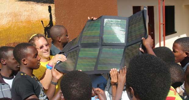 Burundi solar